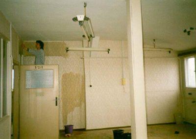 Vereinszimmer 1992